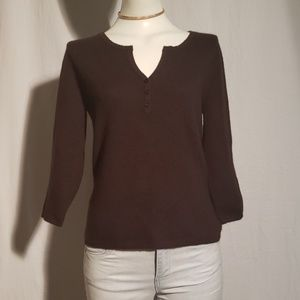 Lord  & taylor two ply cashmere 100% cashmere